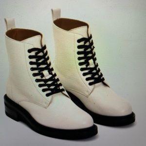 Frye Alice combat boots